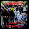 "ACTIVE MINDS ""The Age Of Mass Distraction"" LP"