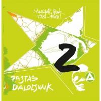 """v/a """"Pajtas daloljunk Z. Magyar Punk 1981-1988"""" LP"""