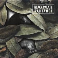 "BLACK PALATE / RADIANCE  split 7""EP"