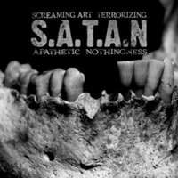 "S.A.T.A.N. ""The Neverending Funeral"" LP"