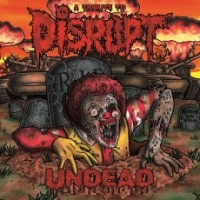"v/a ""Undead - A Tribute To DISRUPT"" 2xLP + 7""EP"
