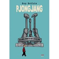 Pjongjang [Guy Delisle] komiks