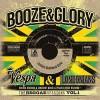 "BOOZE & GLORY + VESPA & LONDONIANS ""The Reggae Session Vol. 1"" 3x7""EP"