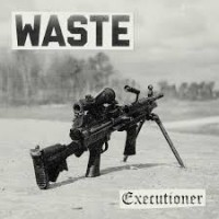 "WASTE ""Executioner"" 7""EP (fioletowy limit)"