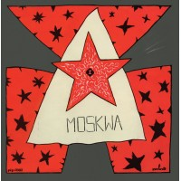 MOSKWA  s/t (1987) LP
