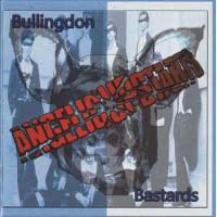 "ANGELIC UPSTARTS ""Bullingdon Bastards"" LP+CD"
