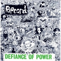 """RIPCORD """"Defiance Of Power"""" 2xLP+CD"""