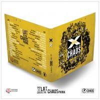 """v/a """"X Lat Ultra Chaos Piknik. Live 2016/2017"""" CD"""