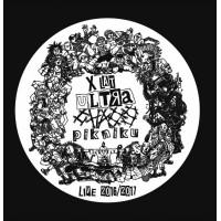 "v/a ""X Lat Ultra Chaos Piknik. Live 2016/2017"" LP"