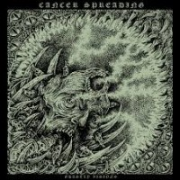 "CANCER SPREADING ""Ghastly Visions"" LP"