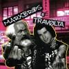 MARXBROS / TRAVØLTA  split LP
