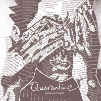 "QUARANTINE ""Regressive Thoughts"" limited 180gr  2xLP"