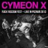 "CYMEON X ""Fuck Fascism Fest- live In Poznań 2013"" LP"