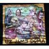 """UZ JSME DOMA """"Band from Czech Republic"""" (czarna) T-shirt - rozmiar M"""