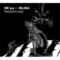 "v/a ""RE[punk]BLIKA. Nieustanne Pogo."" CD"