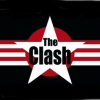 CLASH (star logo) T-shirt XL