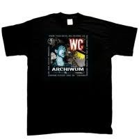 WC - Archiwum  (XL) T-shirt