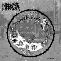 "INFEKCJA ""Singles 1997"" LP"