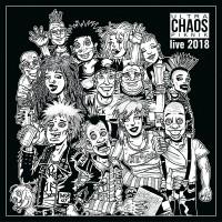 "v/a ""Ultra Chaos Piknik. Live 2018"" LP"