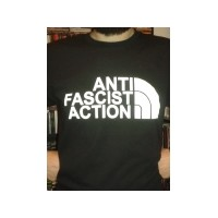 Anti Fascist Action T-shirt