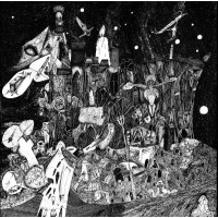 RUDIMENTARY PENI - Death Church Jigsaw - Artwork By Nick Blinko – puzzle PREORDER