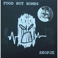 """v/a """"Food Not Bombs Skopje benefit"""" LP"""