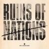 """ED WARNER """"Ruins Of Nations"""" LP"""