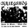 """KRIEGSHÖG """"Paint It Black / White Out"""" 7""""EP"""