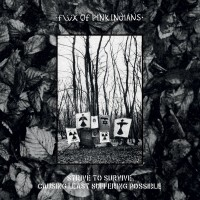 """FLUX OF PINK INDIANS """"Strive To Survive Causing Least Suffering Possible"""" 2xLP"""