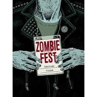 Zombie Fest [Dariusz Dusza] – książka