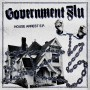 """GOVERNMENT FLU """"House arrest"""" 7""""EP"""