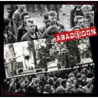 """ABADDON """"Jarocin '84"""" LP"""