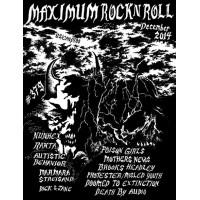 Maximumrocknroll *379 (Dec 2014)