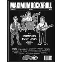 Maximumrocknroll *397 (Jun 2016)