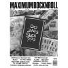 Maximumrocknroll *396 (May 2016)