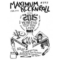 Maximumrocknroll *393 (Feb 2016)