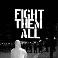 "FIGHT THEM ALL s/t  7""EP"