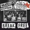 """NAKED AGGRESSION / SCHWARZEN SCHAFE split 7""""EP"""