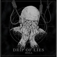 "DRIP OF LIES ""Hell"" CD"