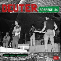 "DEUTER ""Robrege '84"" LP"