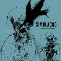 """SIMULACRO """"Paraísos color negro..."""" LP"""