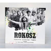 """ROKOSZ """"Historia polskiego reggae pisana w Ostrowie Wielkopolskim"""" CD+DVD"""