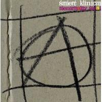 """SMIERC KLINICZNA """"Nienormalny swiat"""" LP (2 press) red"""
