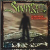 """SUNRISE """"Generation of sleepwalkers"""" LP"""