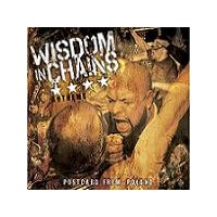 "WISDOM IN CHAINS ""Anthems"" CD"