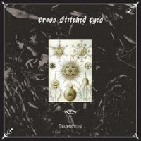 "CROSS STITCHED EYES ""Decomposition"" LP (white vinyl)"