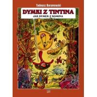 Dymki z Tintina, jak dymek z komina [Tadeusz Baranowski] - komiks