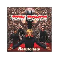 "RAW POWER ""Resuscitate"" LP"