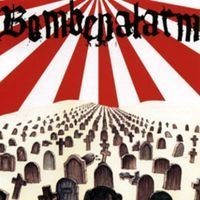 "BOMBENALARM ""Buried alive"" CD"