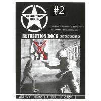 Revolution Rock *2. Weltschmerz Hardcore 2020. - zine